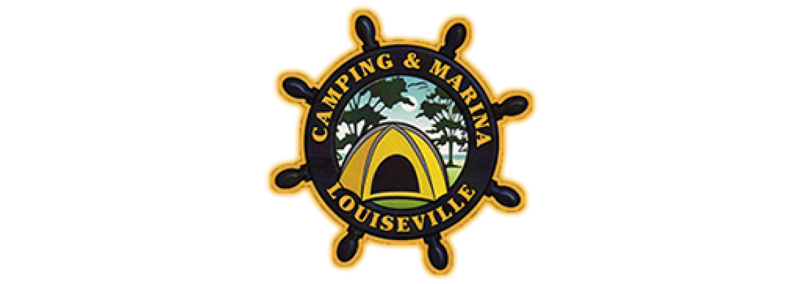 Camping et marina louiseville